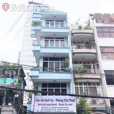 Nhà Nghỉ Saigonland
