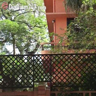 Nhà riêng đại sứ quán Ấn Độ - India House