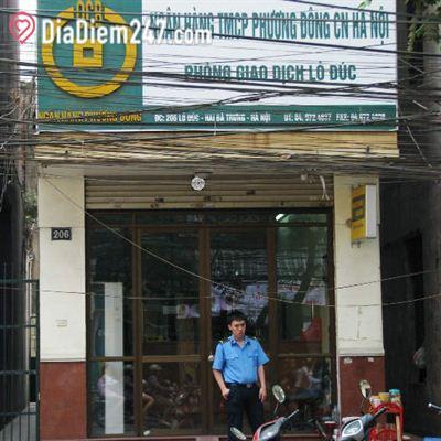 OCB - Phòng giao dịch Lò Đúc