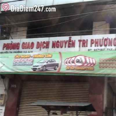 OCB - Phòng giao dịch Nguyễn Tri Phương