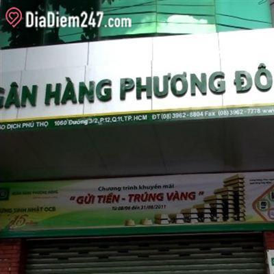 OCB - Phòng giao dịch Phú Thọ