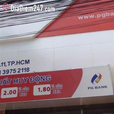 PGBank Lạc Long Quân - Chi nhánh Sài Gòn