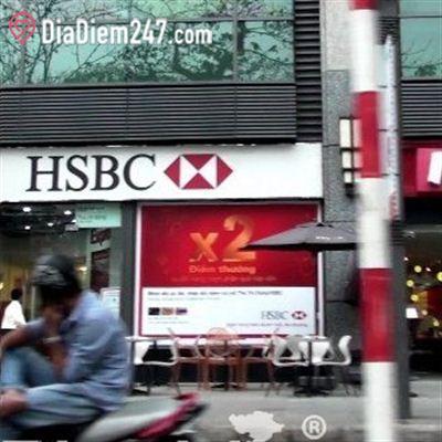 Phòng giao dịch HSBC Nguyễn Văn Cừ