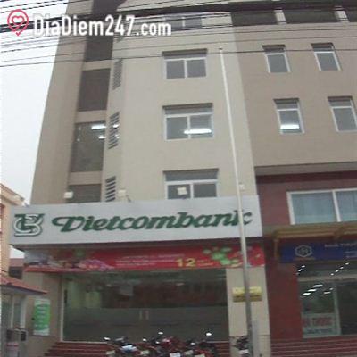 Phòng Giao dịch Vietcombank-Quang Trung