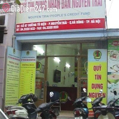 Quỹ tín dụng nhân dân Nguyễn Trãi