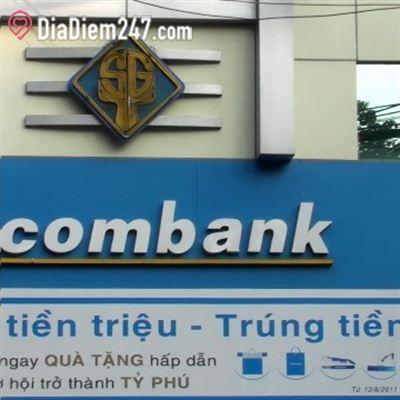 Sacombank PGD Cây Gõ