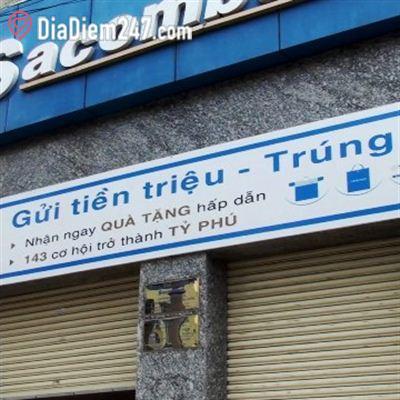 Sacombank - PGD Lạc Long Quân
