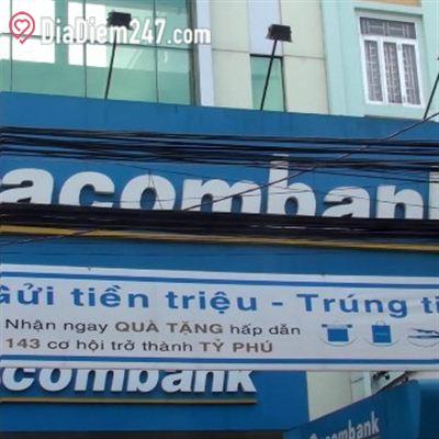 Sacombank - Phòng giao dịch Âu Lạc