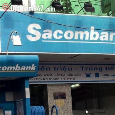 Sacombank - Phòng giao dịch Tân Phú
