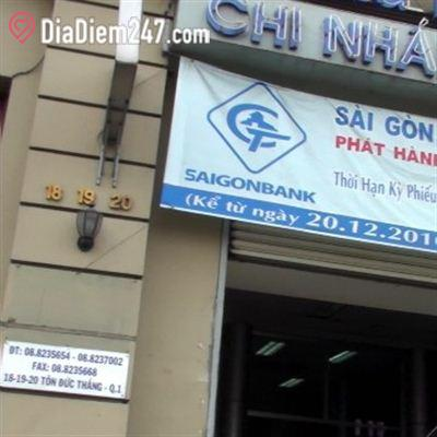 Saigonbank - Chi nhánh Bến Nghé
