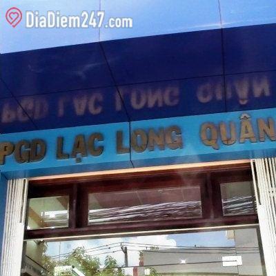 SouthernBank - PGD Lạc Long Quân