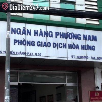 SouthernBank - Phòng giao dịch Hòa Hưng