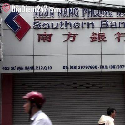 SouthernBank - Phòng giao dịch Sư Vạn Hạnh