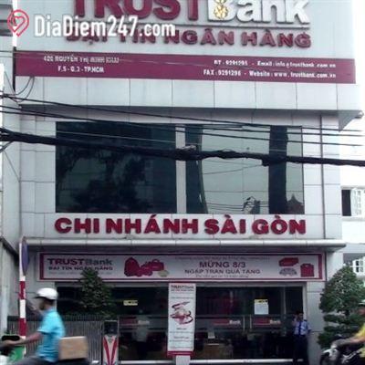 TrustBank - Chi nhánh Sài Gòn