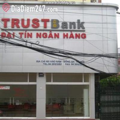 TrustBank - Đại tín Ngân hàng