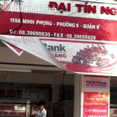TrustBank PGD Minh Phụng