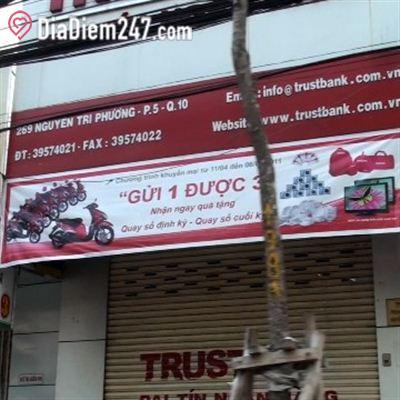 TrustBank - Phòng giao dịch Nguyễn Tri Phương