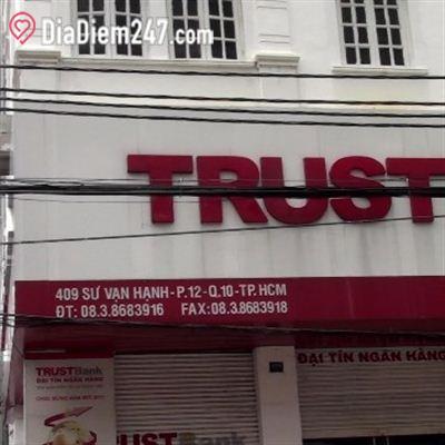 TrustBank - Quỹ tiết kiệm Sư Vạn Hạnh