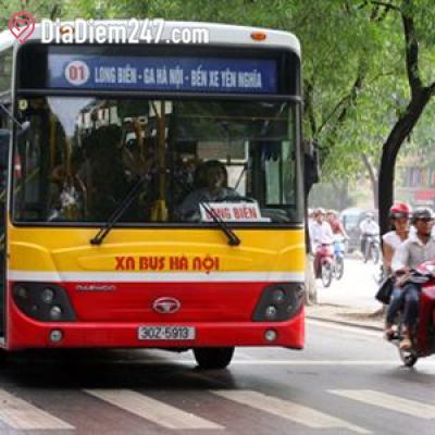 Tuyến 01 Bến xe Gia Lâm - Bến xe Yên Nghĩa