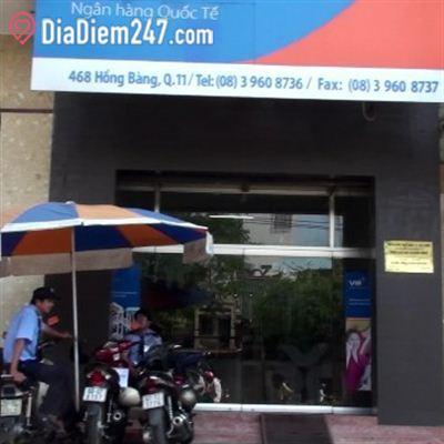 VIB - Phòng giao dịch Hùng Vương