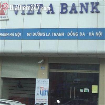 Viet A Bank - Chi nhánh Hà Nội