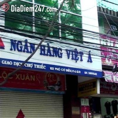 VietABank - Phòng giao dịch Chợ Thiếc