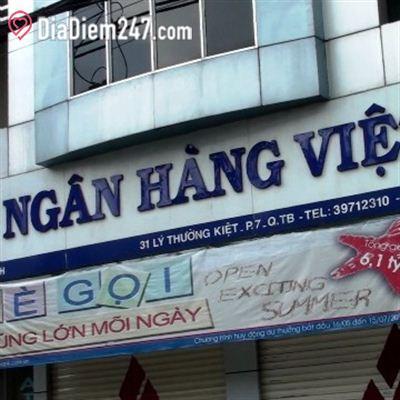 VietABank - Phòng giao dịch Tân Bình