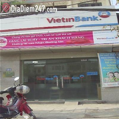 VietinBank 124 Quang Trung