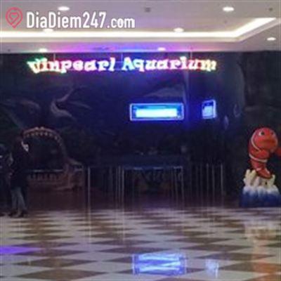 Vinpearl Aquarium - Times City