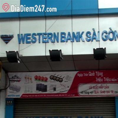 WesternBank - Phòng giao dịch Sài Gòn