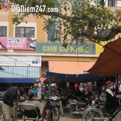 Chợ Cổ Nhuế