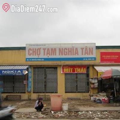 Chợ tạm Nghĩa Tân