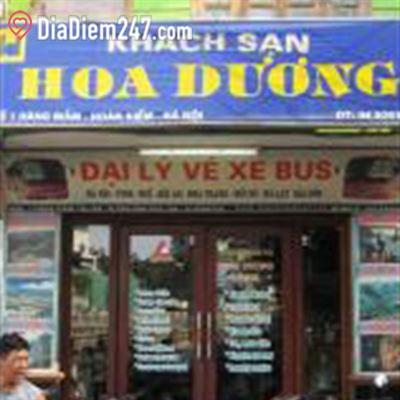 Hoa Dương Hotel - Hàng Mắm