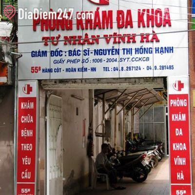 Phòng Khám Đa Khoa Vĩnh Hà - Hàng Cót