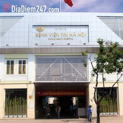 Bệnh Viện Tim Hà Nội - Tây Hồ
