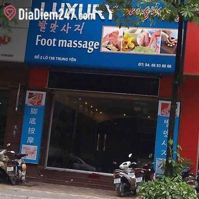 Luxury Foot Massage - Trung Hòa