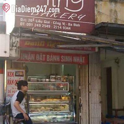 Tiệm Bánh Tí Hon-Tiny Bakery