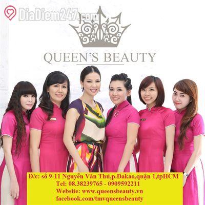 Trung Tâm Thẩm Mỹ Công Nghệ Cao Queen's Beauty