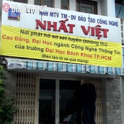 Công ty TNHH MTV TM DV đào tạo công nghệ Nhất Việt