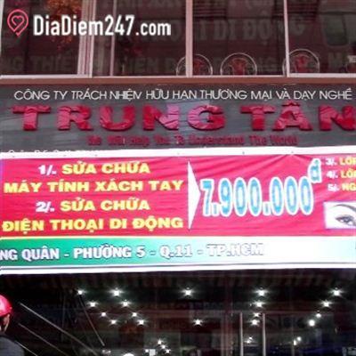 Công ty TNHH TM và dạy nghề Trung Tân