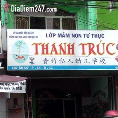 Lớp mầm non tư thục Thanh Trúc