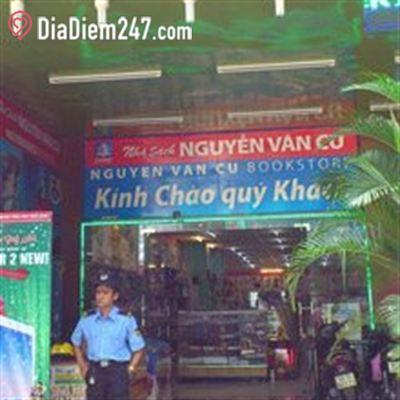 Nhà Sách Nguyễn Văn Cừ - An Dương Vương