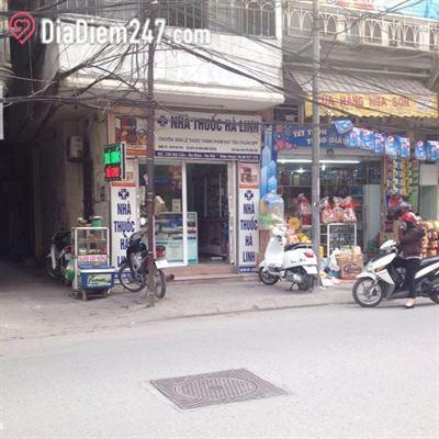 Nhà Thuốc Hà Linh - Đội Cấn
