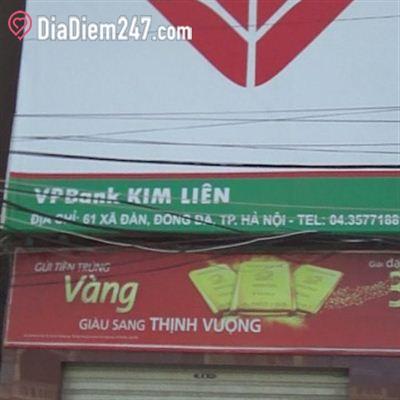 Phòng Giao dịch VPBank 61 Xã Đàn