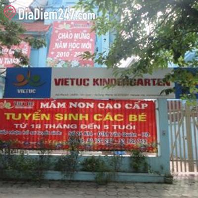 Trường mầm non chất lượng cao Việt Úc - cơ sở 1