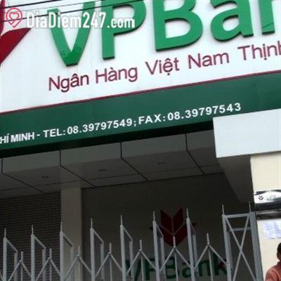 VPBank - Chi nhánh Quận 10