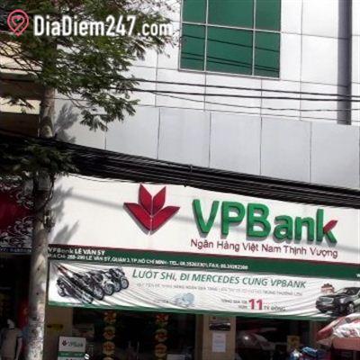 VPBank - Lê Văn Sỹ