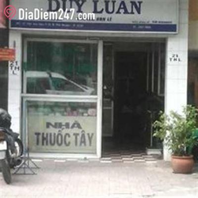 Nhà Thuốc Tây Duy Luân - Trần Huy Liệu