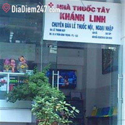 Nhà Thuốc Tây Khánh Linh - Trần Bình Trọng