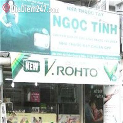 Nhà Thuốc Tây Ngọc Tính - Trần Quang Diệu